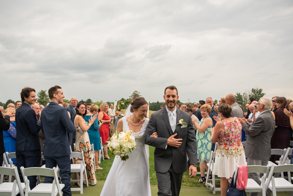 Flamborough Hills Golf and country club wedding with soundslikeyellowphotography