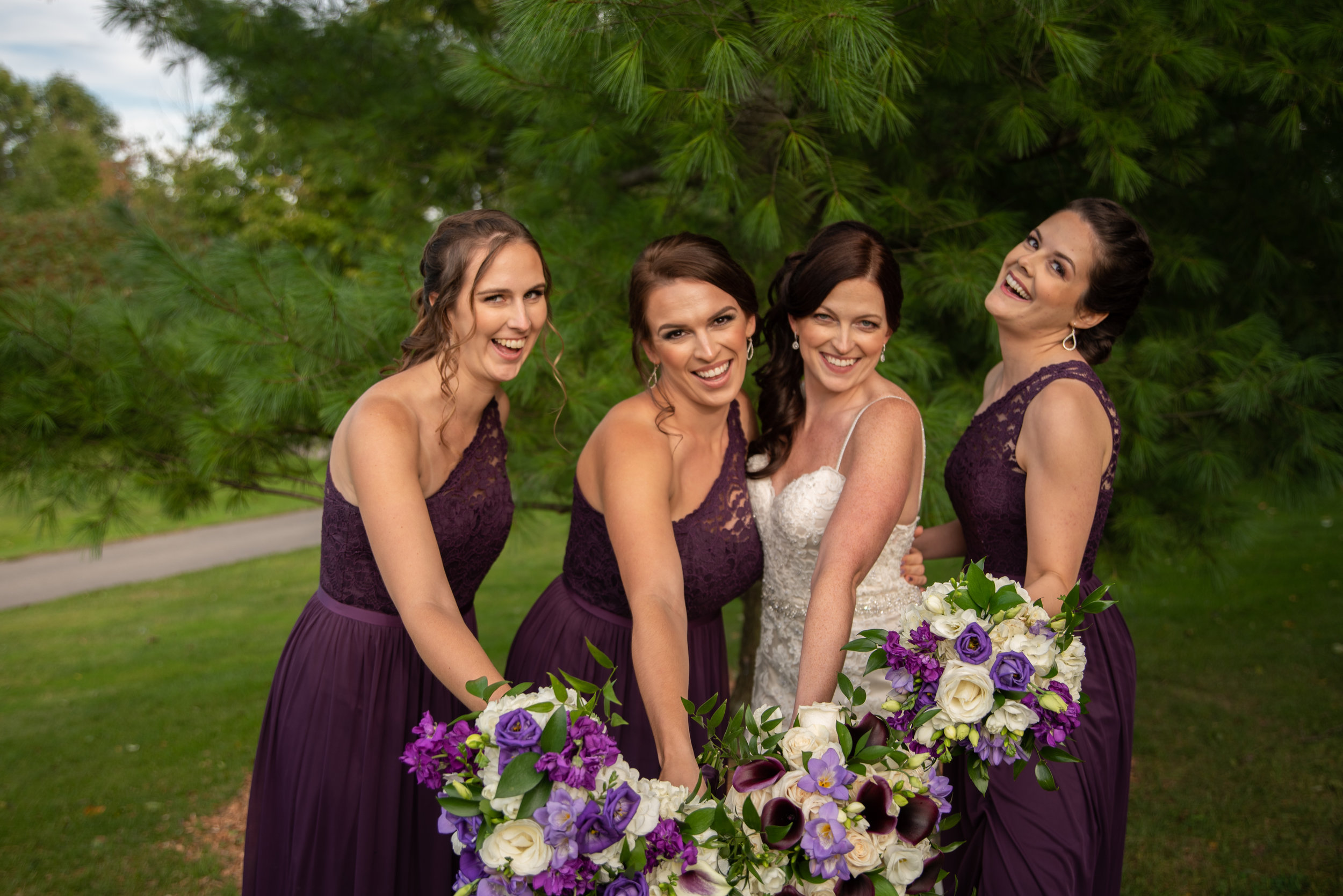 Crosswinds Golf and Country Club wedding with Soundslikeyellowphotography