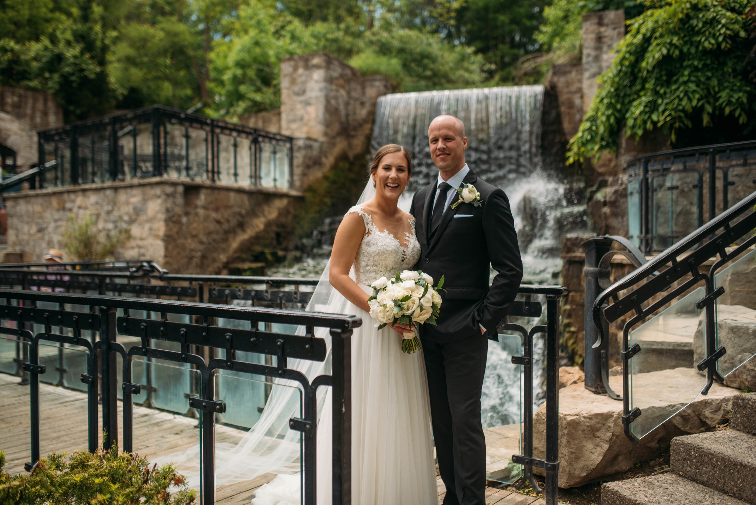 Ancaster Mill wedding photography with soundslikeyellowphotography