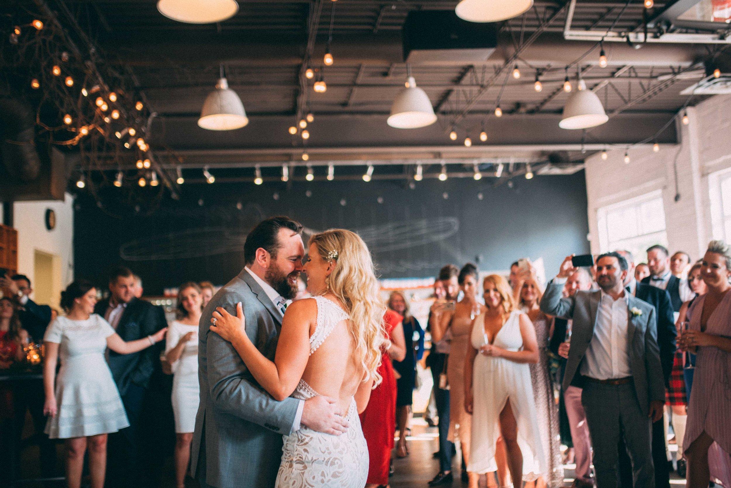 Toronto wedding photography with soundslikeyellowphotography, Propellor Coffee Co. wedding