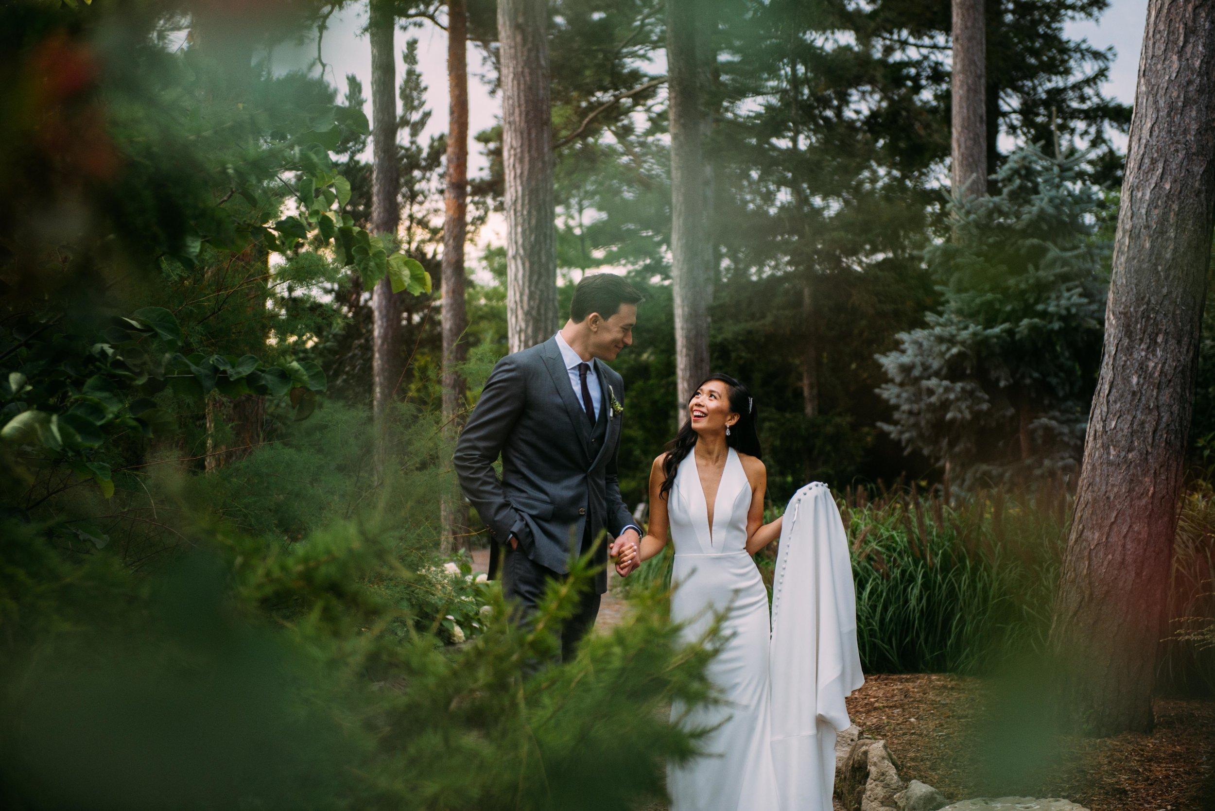 RBG Rock Garden Wedding with soundslikeyelllowphotography