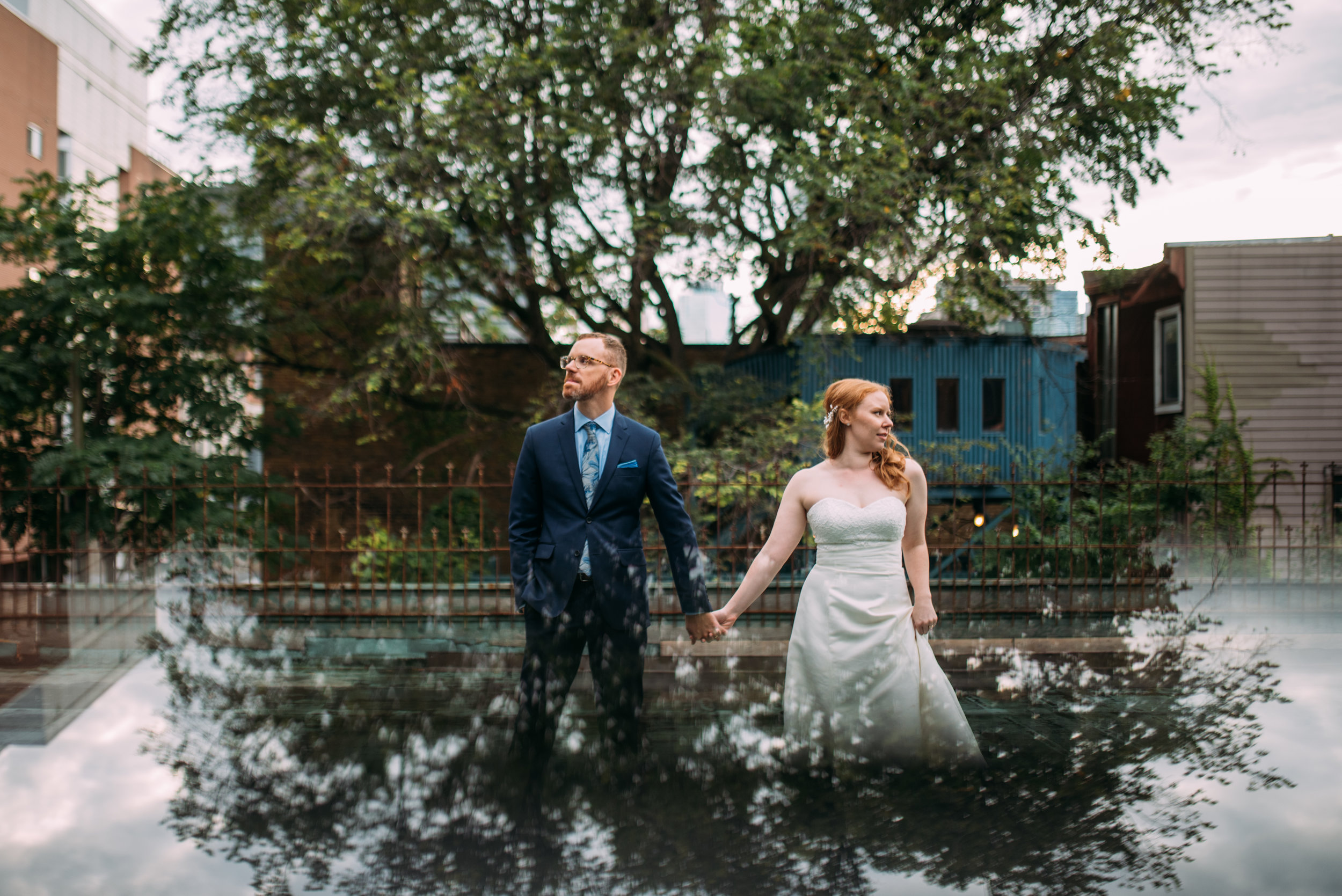 Toronto wedding photography with soundslikeyellowphotography at the Berkeley Field House