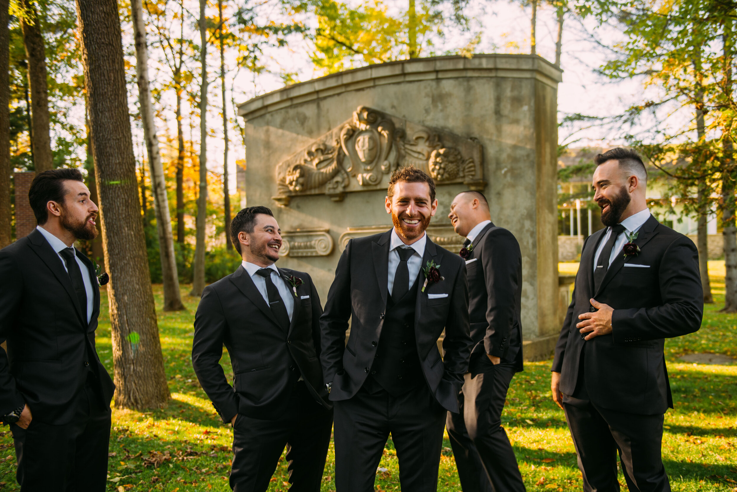 Guild Inn Estate wedding photography with soundslikeyellowphotography