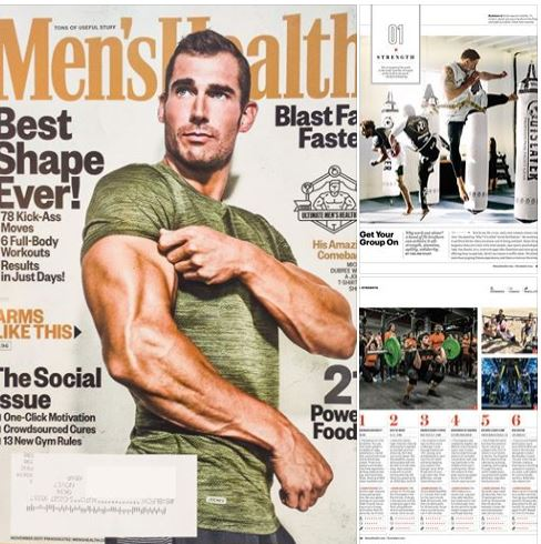 November 2017 Men's Health