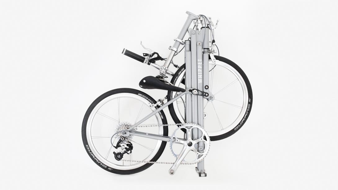 Whippet Bicycle - British made folding bike