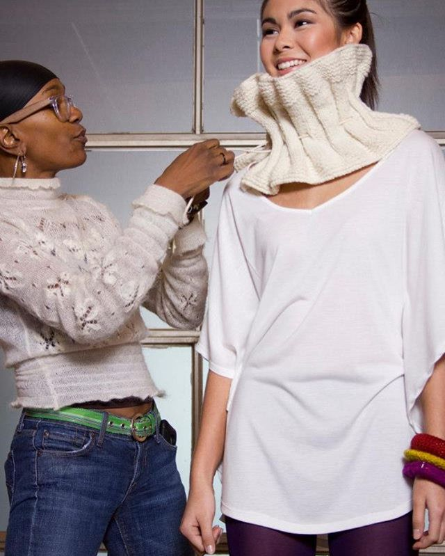 LadieLoops is Flashing back to our 2011 photo shoot.  #knitwear #knit #naturalfibers #wool #LadieLoops #loveknits #luxury #luxuryknits  #luxuryknitwear #handmade #knitweardesigner #loops #knitandpurl #lovetoknit #cotton #cashmere #alpaca #wool #superwashwool #mensknits #womenknits #knittedscarf #fallinlovewithknits #fashionknitwear #bedifferentinLadieLoops #yearroundknits #theRomanRuffleisback