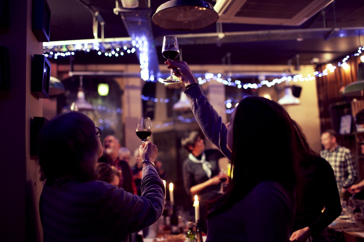 TASTING EVENTS   Join us in neighbourhood venues around London   Buy tickets