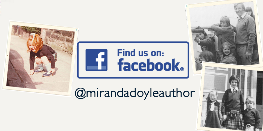 Click to view Miranda Doyle's author page on Facebook