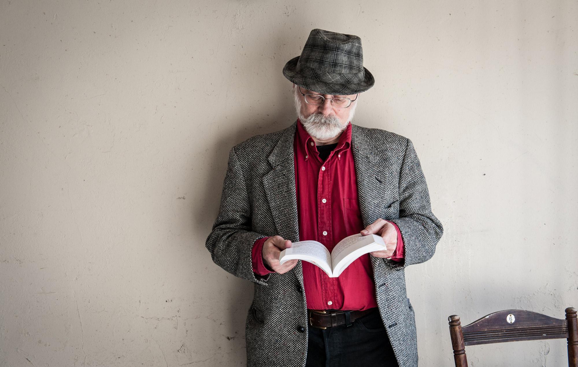 Peter Daniels, poet