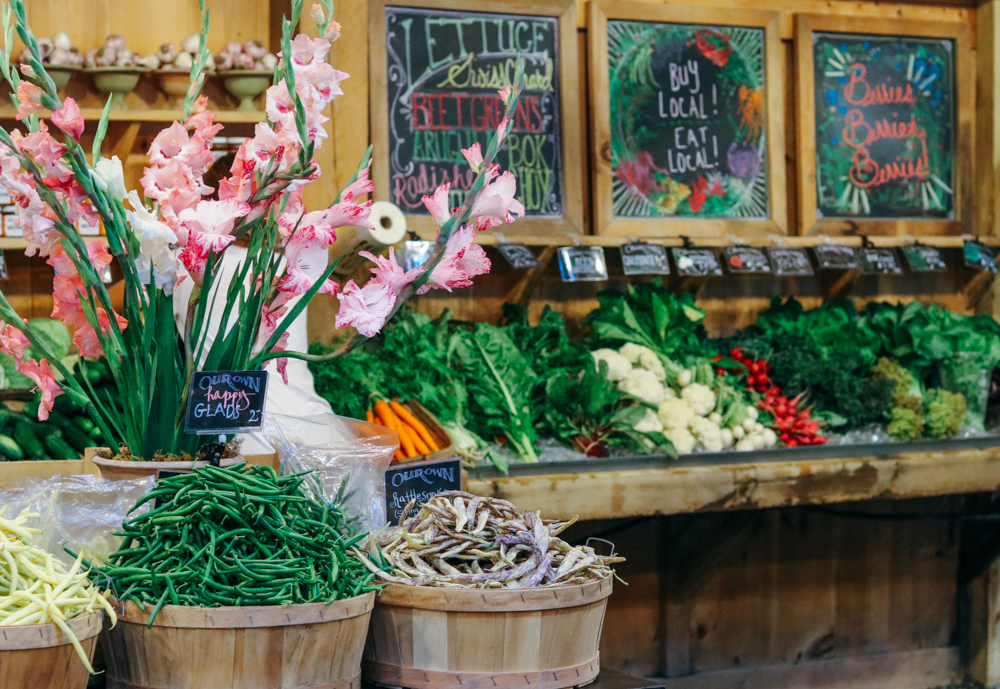 My Tapestry Heart- New Hampshire Farmstand