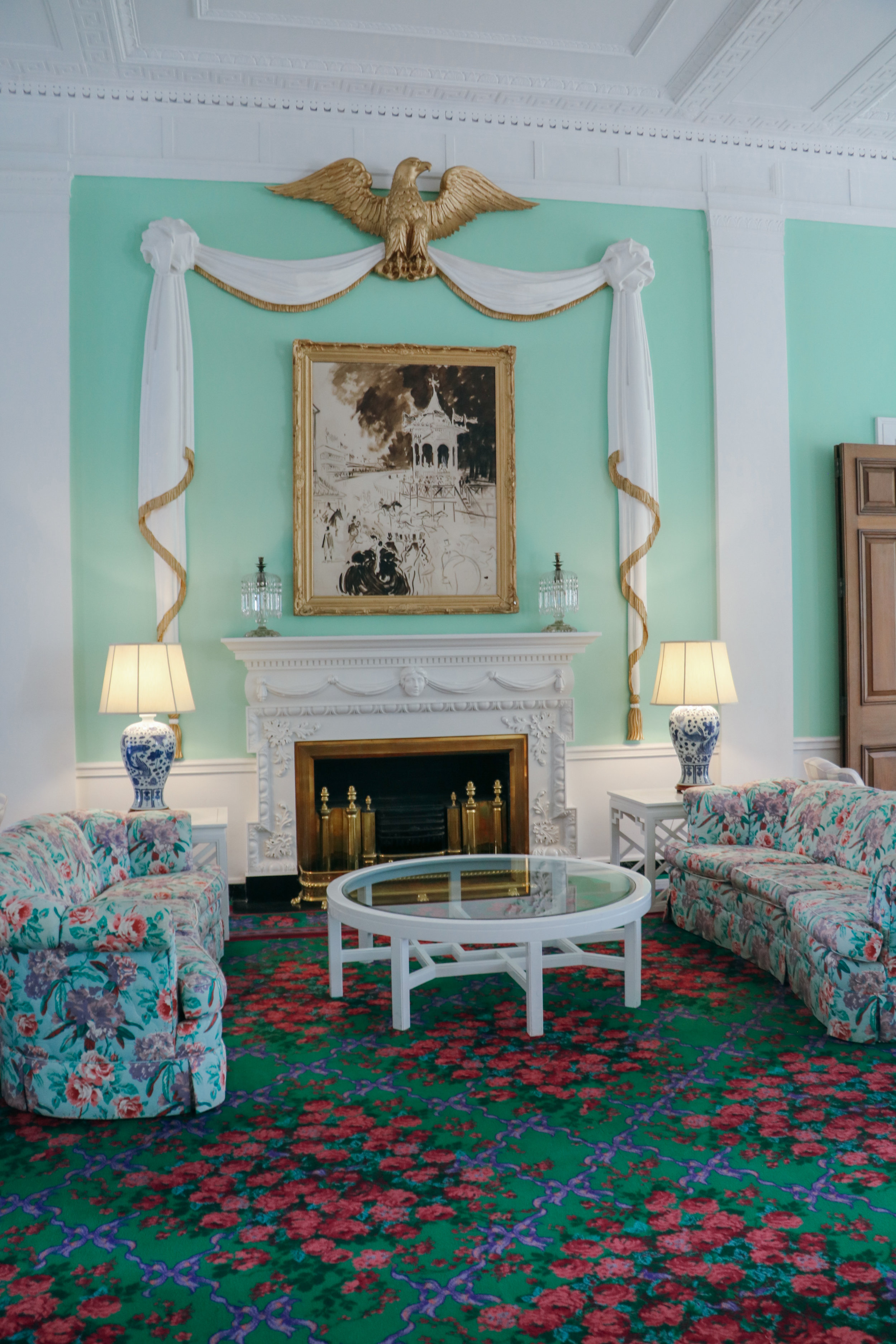 My Tapestry Heart- The Greenbrier