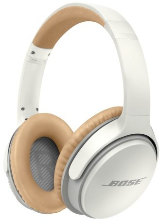 Bose Soundlink Ii Around-Ear Bluetooth Headphones - Exceptionally balanced sound, Bluetooth connectivity, a rechargeable battery that will last up to 15 hours,  and a packable fold-flat design are why these Bose headphones are perfect for travel. Not to mention the soft, cushioned earcups provide a comfortable fit!To buy: Nordstrom, $199