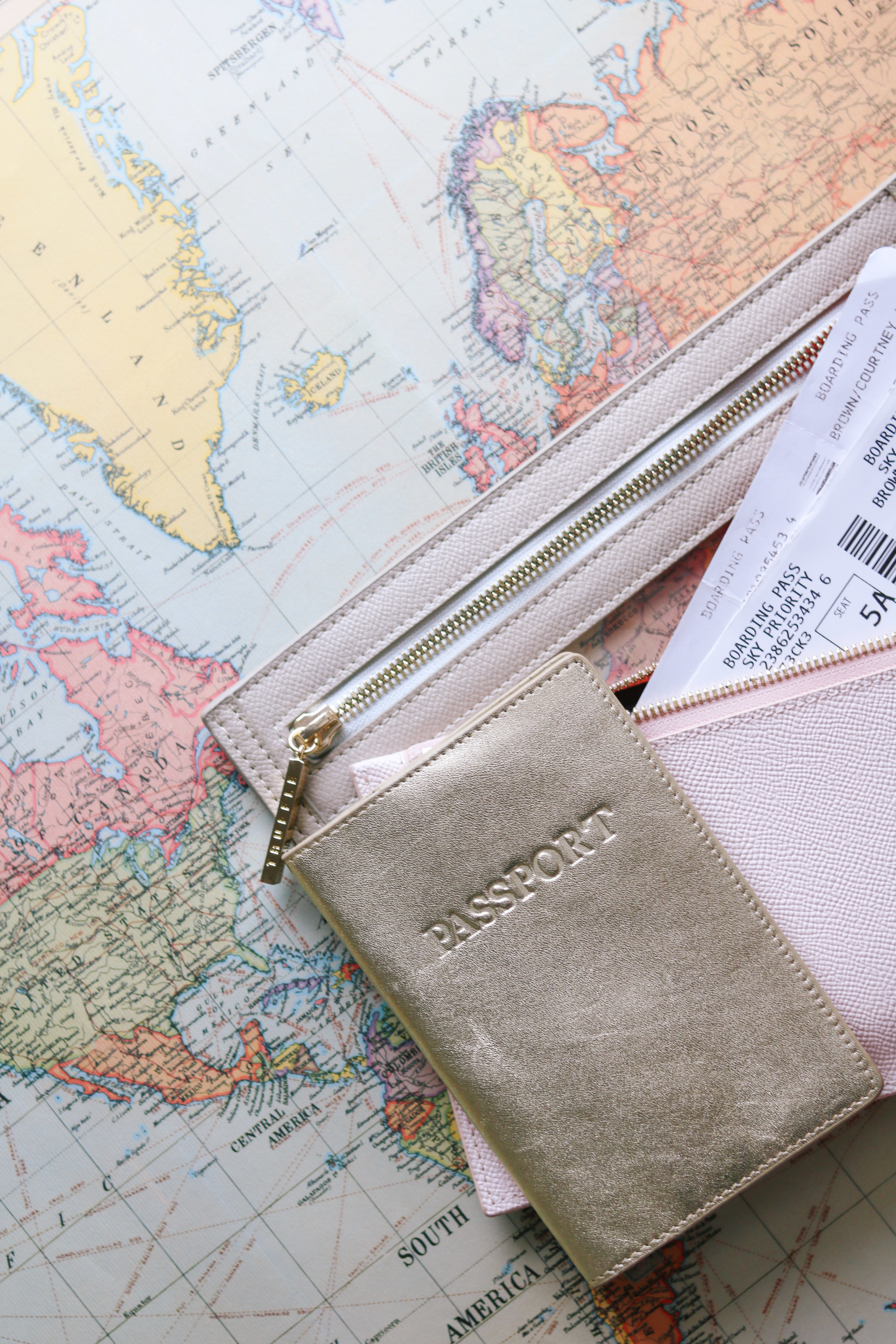 Tips For Last Minute Travel - by Courtney Brown