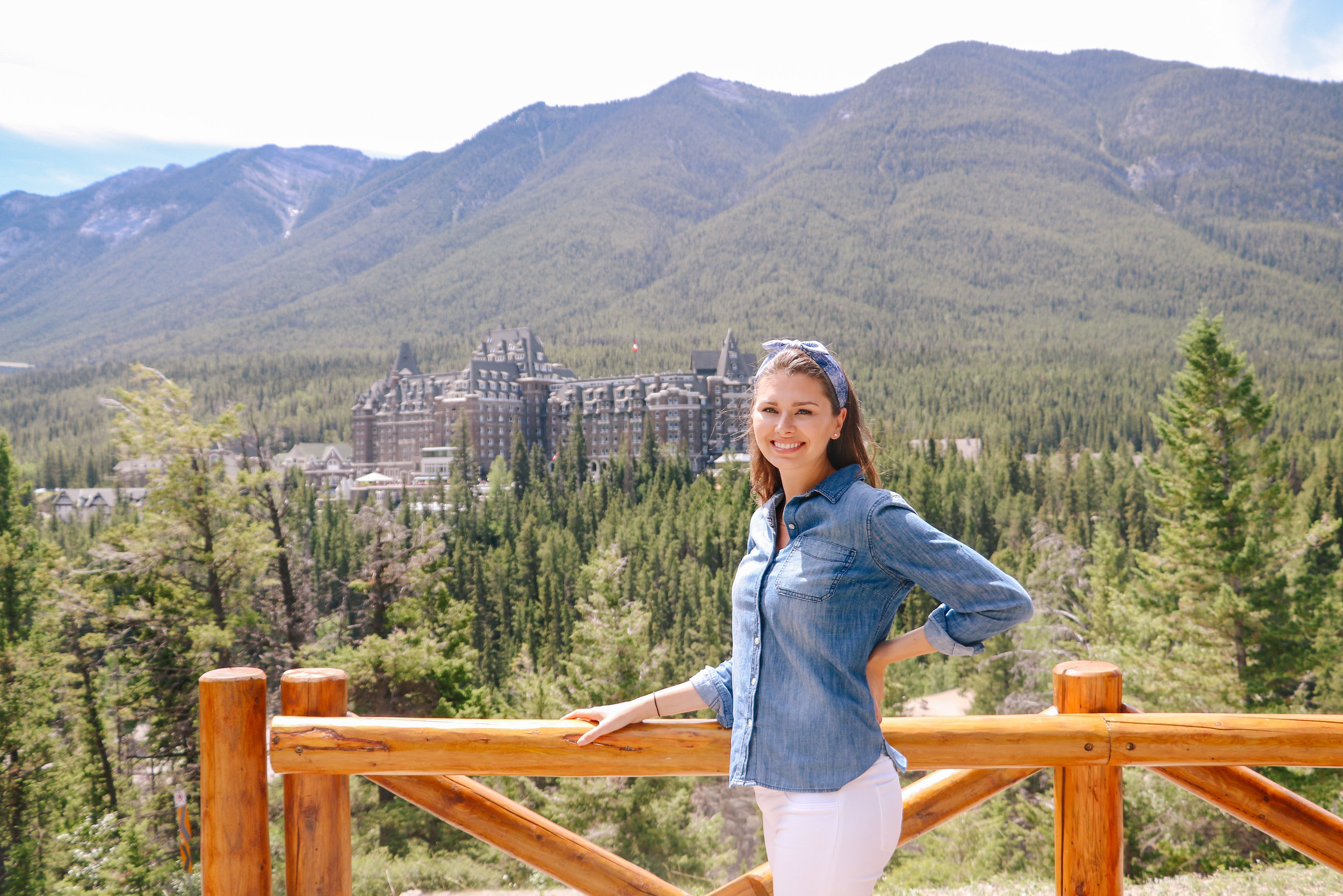 Hotel Spotlight Luxury In Banff At Fairmont Banff Springs And Fairmont Chateau Lake Louise By Courtney Brown