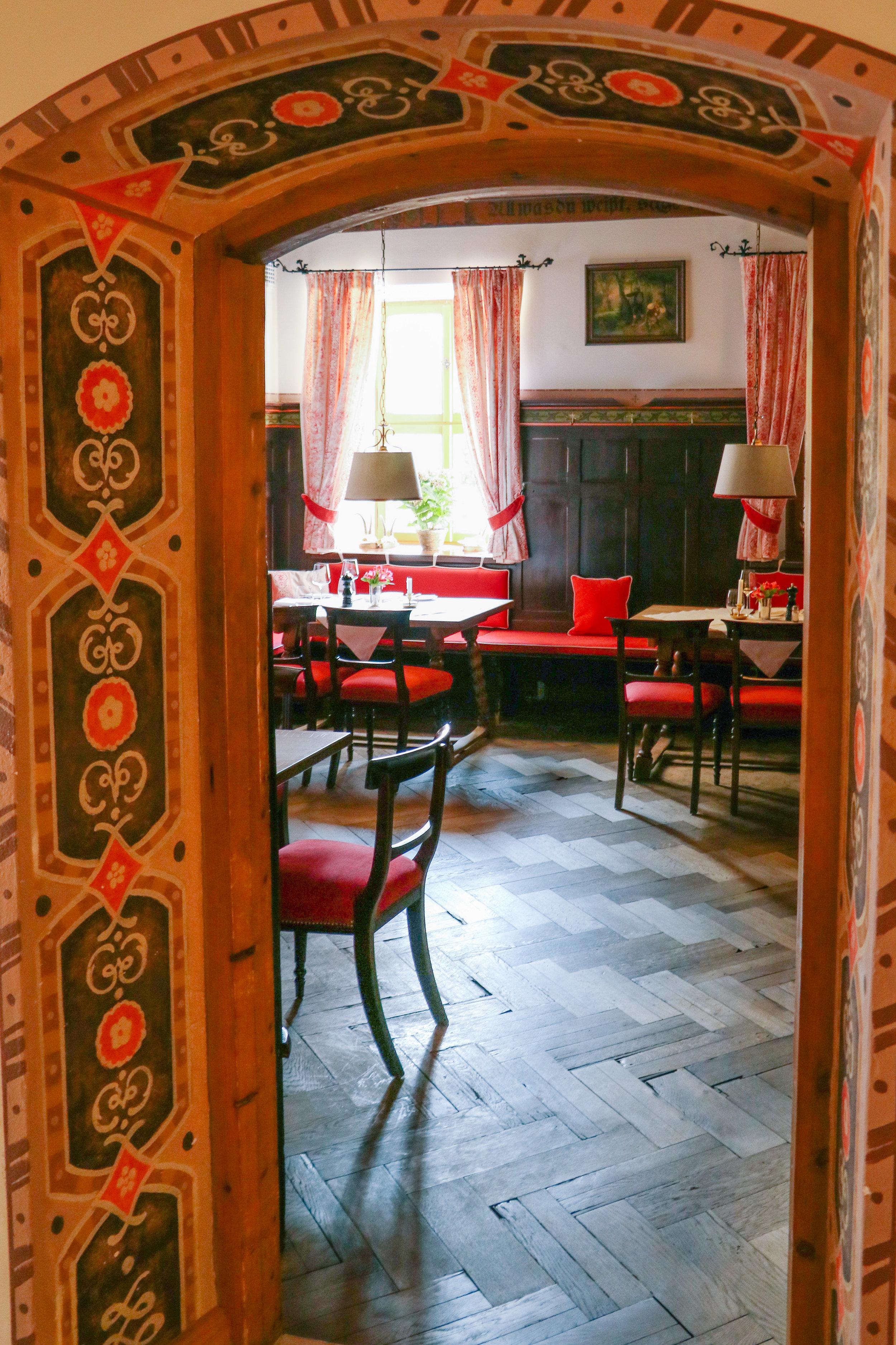 Hotel Spotlight: Bavaria's Hotel Bachmair Weissach - by Courtney Brown