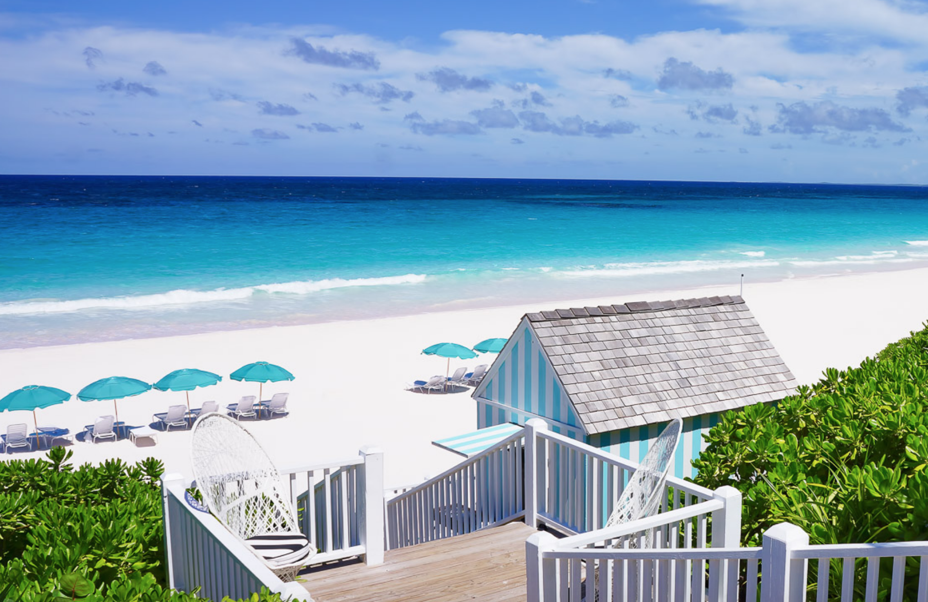 the dunmore - Harbour Island, Bahamas