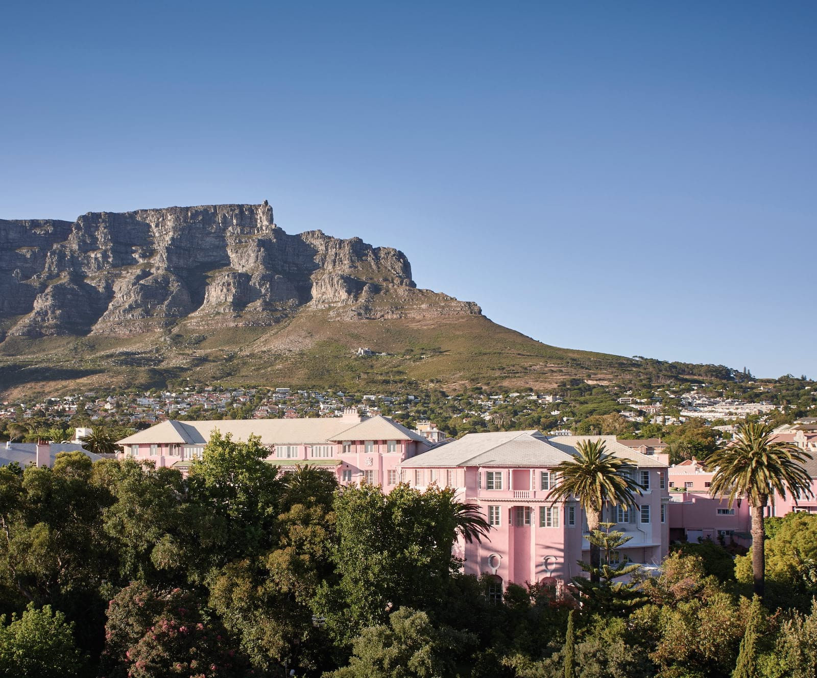 Belmond Mount Nelson Hotel - Cape Town, South Africa