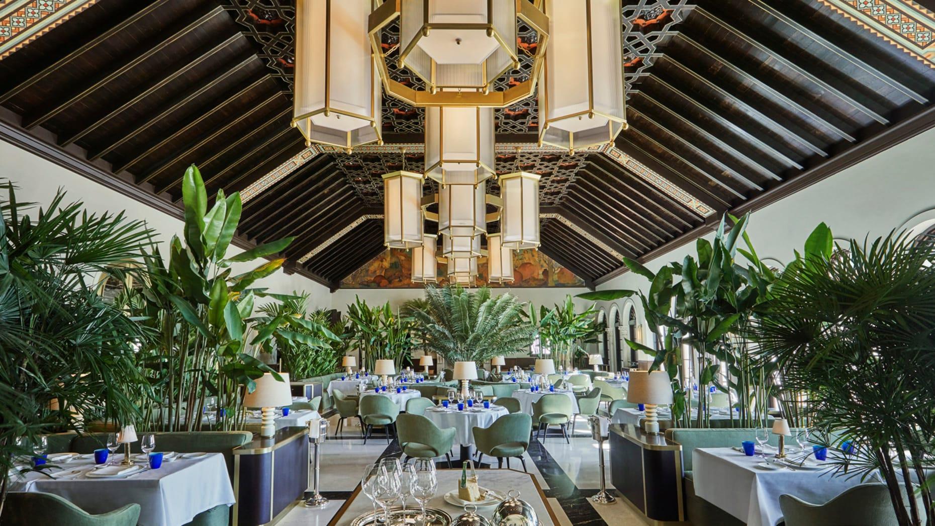 four seasons hotel at the surf club - Miami Beach, Florida, USA
