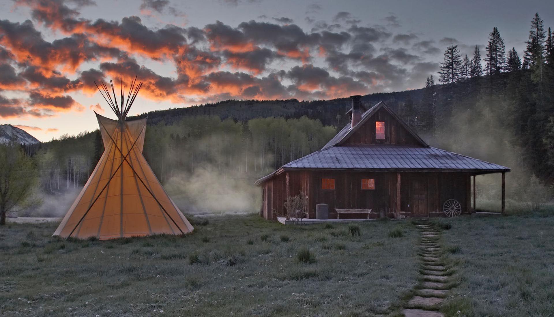 DUNTON HOT SPRINGS - Dunton, Colorado, USA