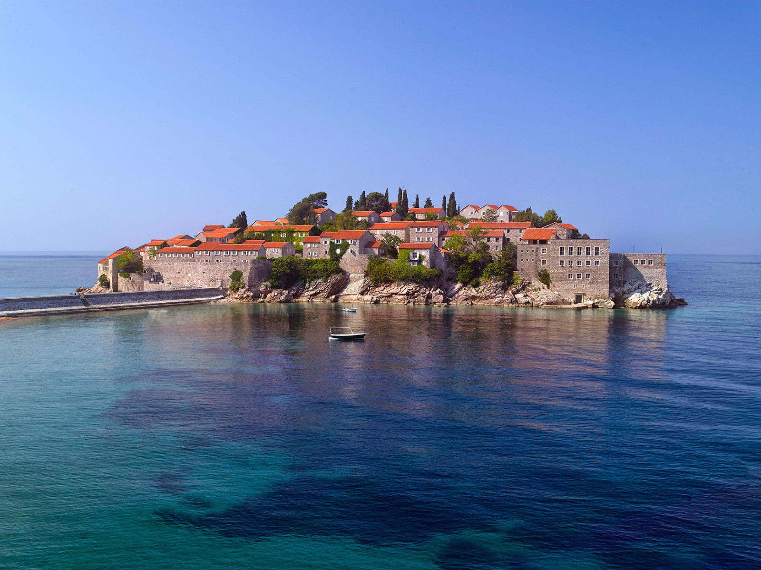 AMAN SVETI STEFAN - Sveti Stefan Island, Montenegro