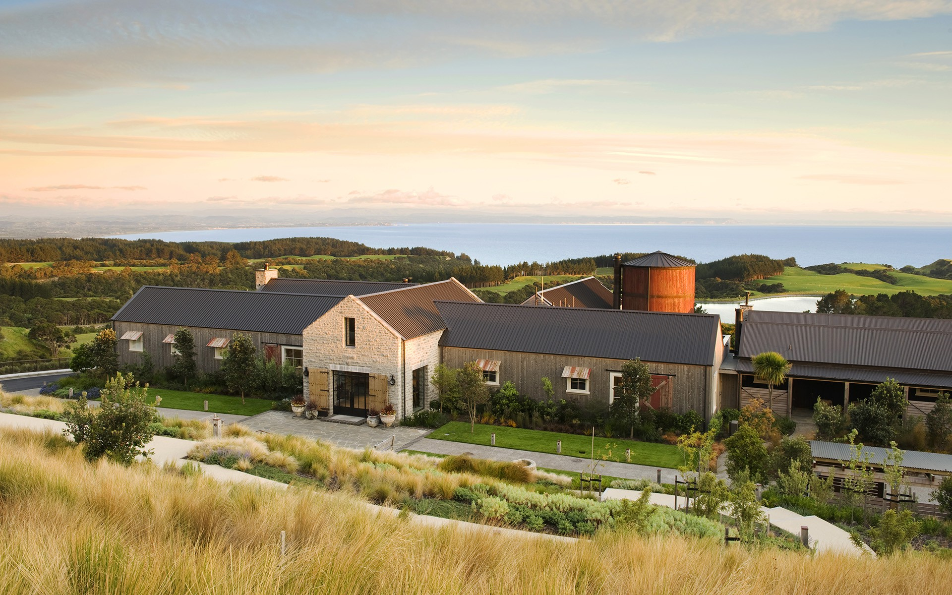 tHE FARM AT CAPE KIDNAPPERS - Hawkes Bay, New Zealand