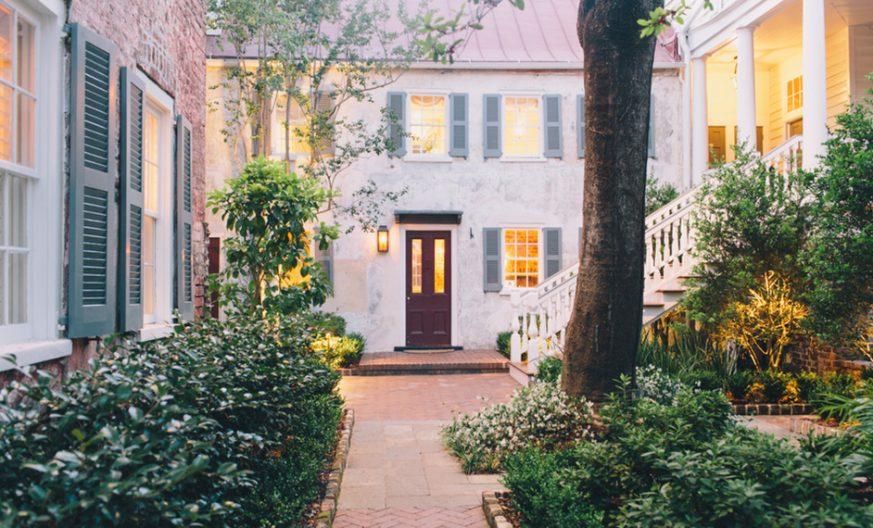 ZERO GEORGE street - Charleston, South Carolina, USA