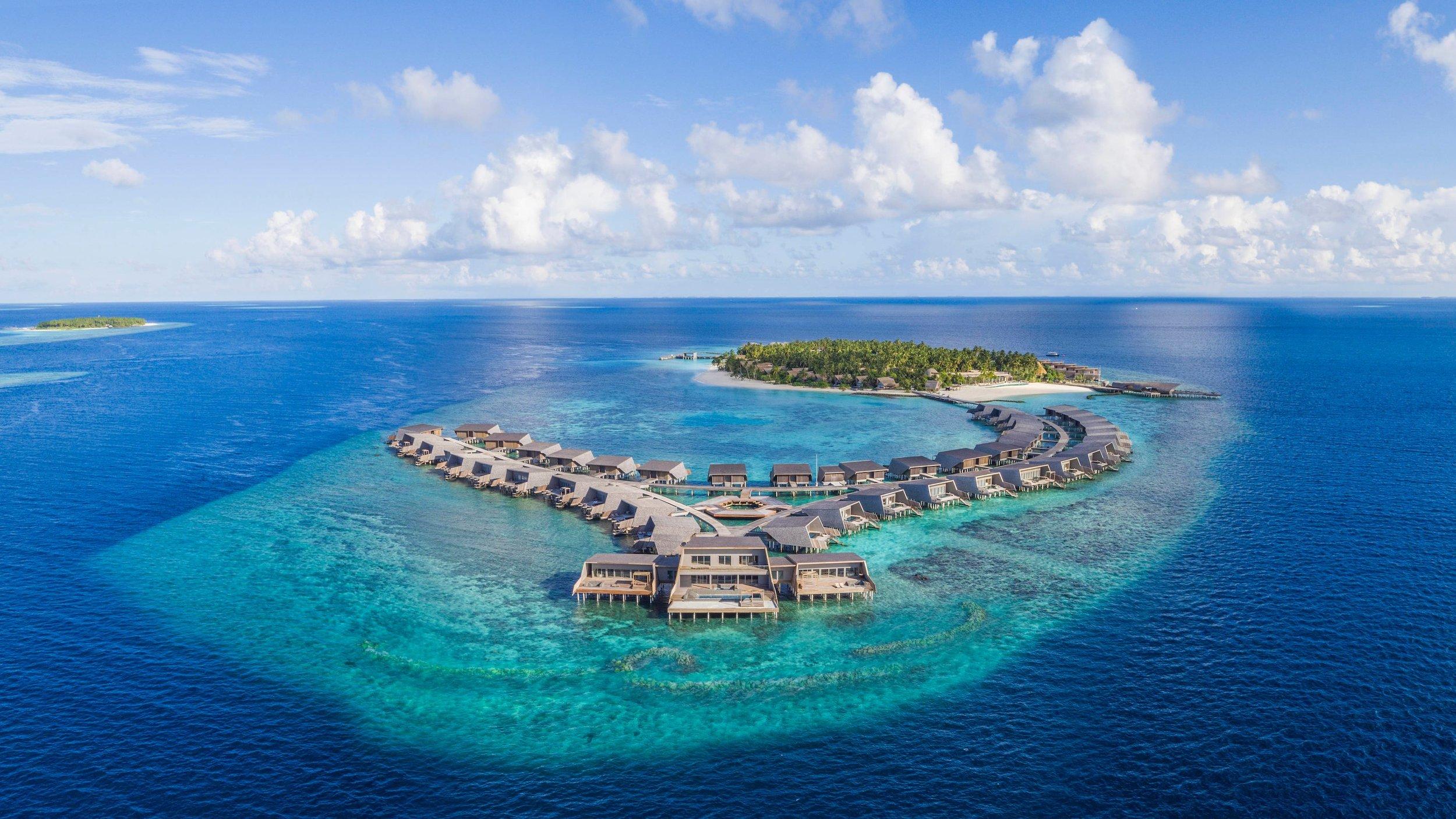 The St. Regis Maldives Vommuli Resort - Vommuli Island, Maldives