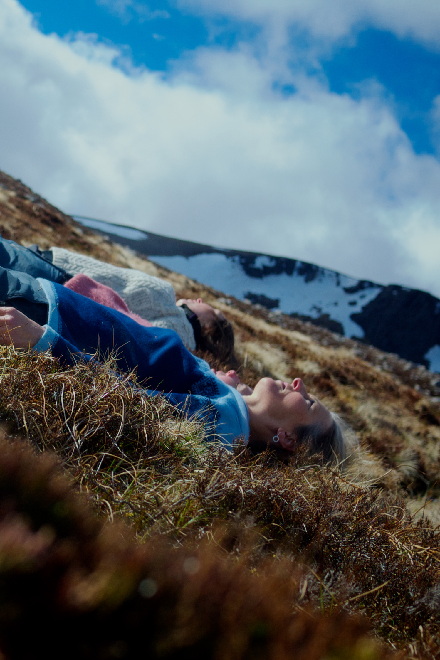 SIMONE KENYON [Scotland]:INTO THE MOUNTAIN - 30 May - 2 June // Cairngorms National Park