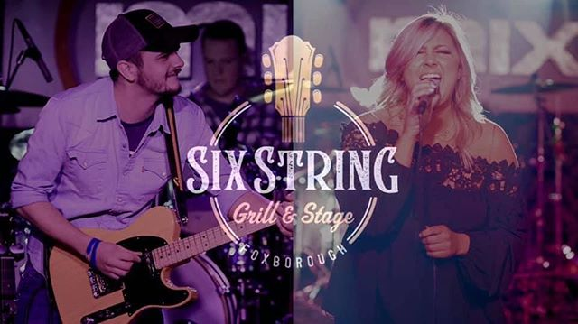 🚨 BIG ANNOUNCEMENT! 🚨  SATURDAY MAY 25th.  8:00 P.M. @sixstringfoxborough - FOXBORO, MA (formerly Toby Keith's) Opening for @anniebrobst on the first Saturday night at Six String!  Gonna be one hell of a party, we'll see you there! #countrymusic #country #music #foxboro #massachusetts #sixstring