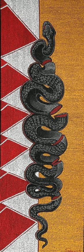 """Black Snake    10""""x30"""""""