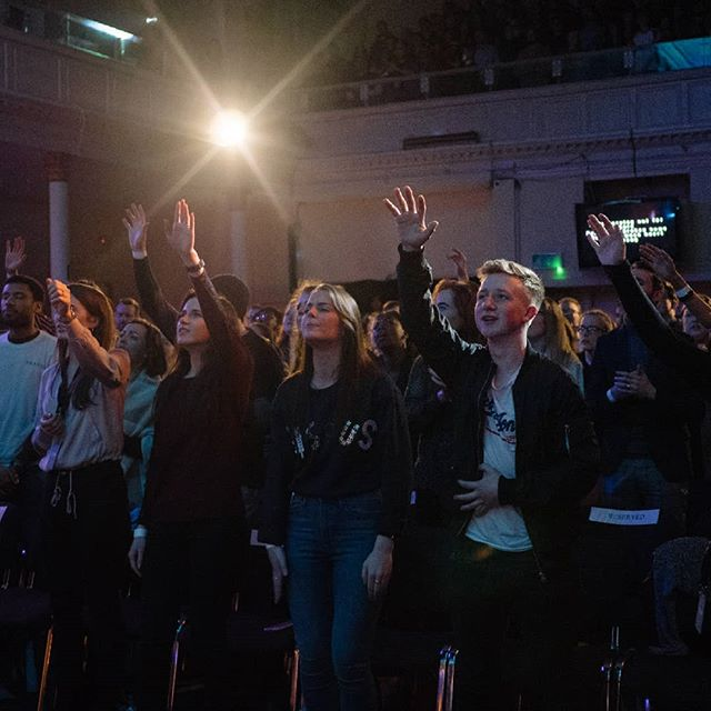 WE'RE CRYING OUT FOR MORE!  Such an incredible night yesterday as we declared the name of Jesus over this nation. Join us today all day to be part of @chapelconference  #RisingTide