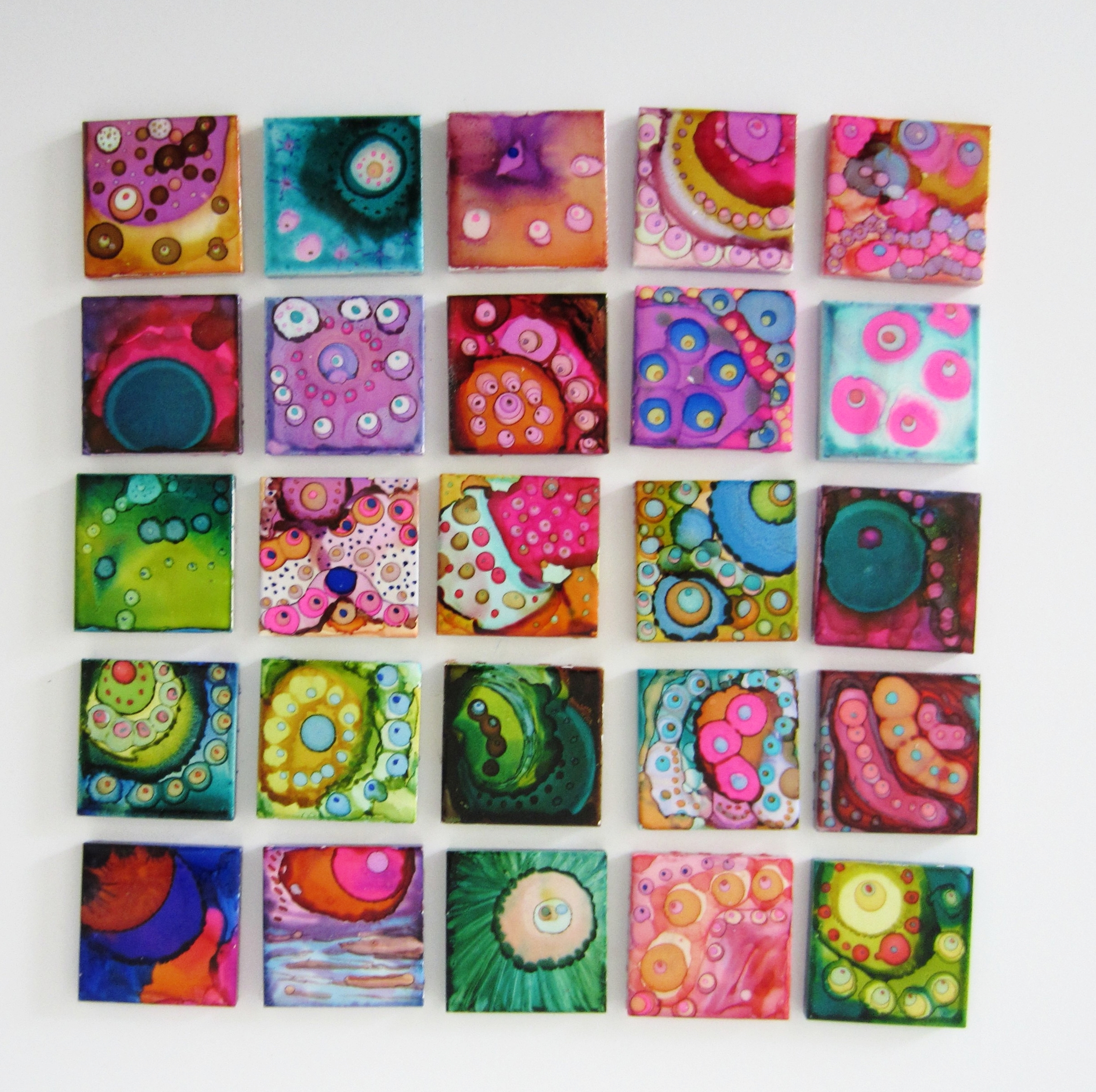 Art-o-mat pieces
