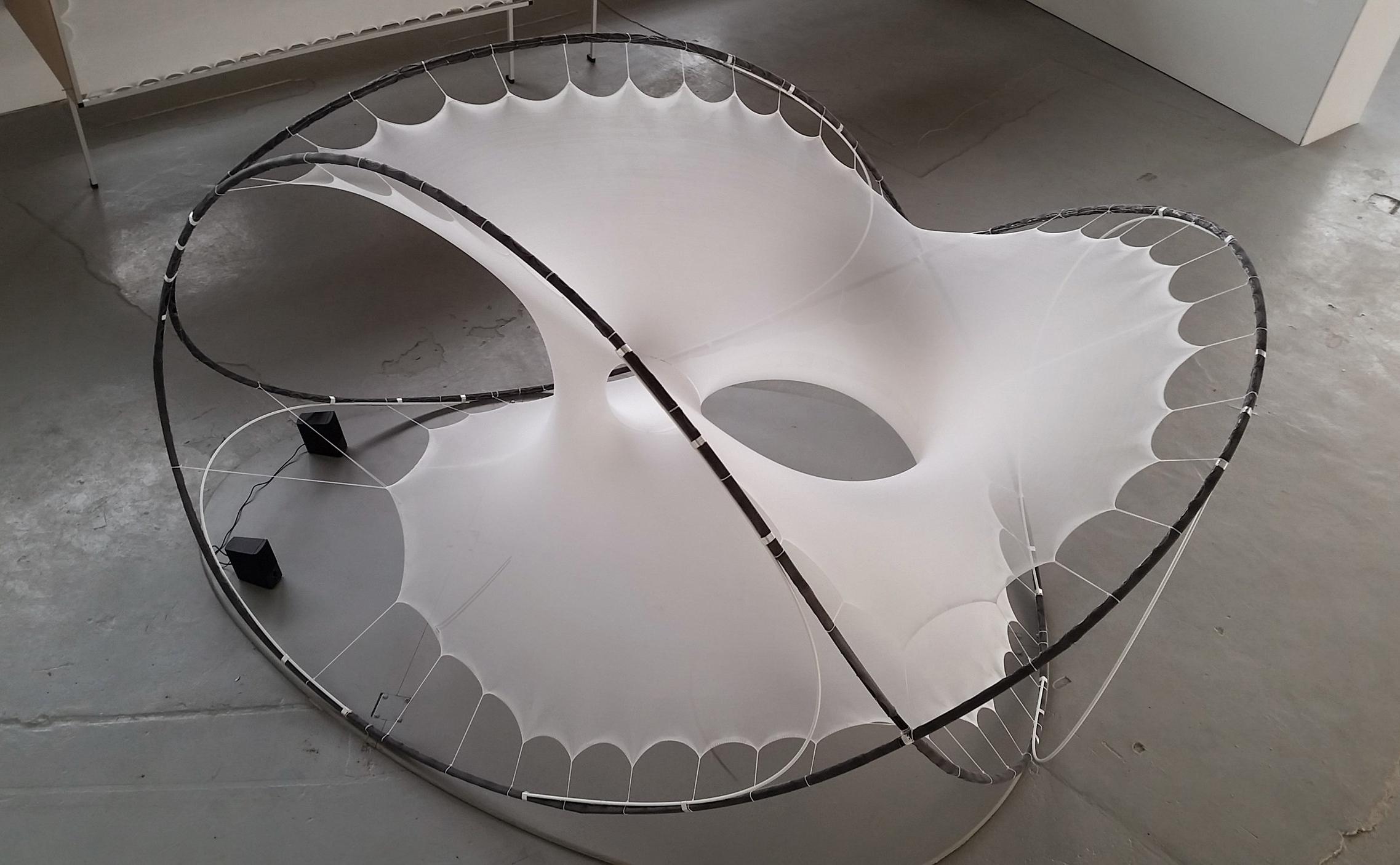 sensoryPLAYSCAPE (v1.0)  textile hybrid prototype.