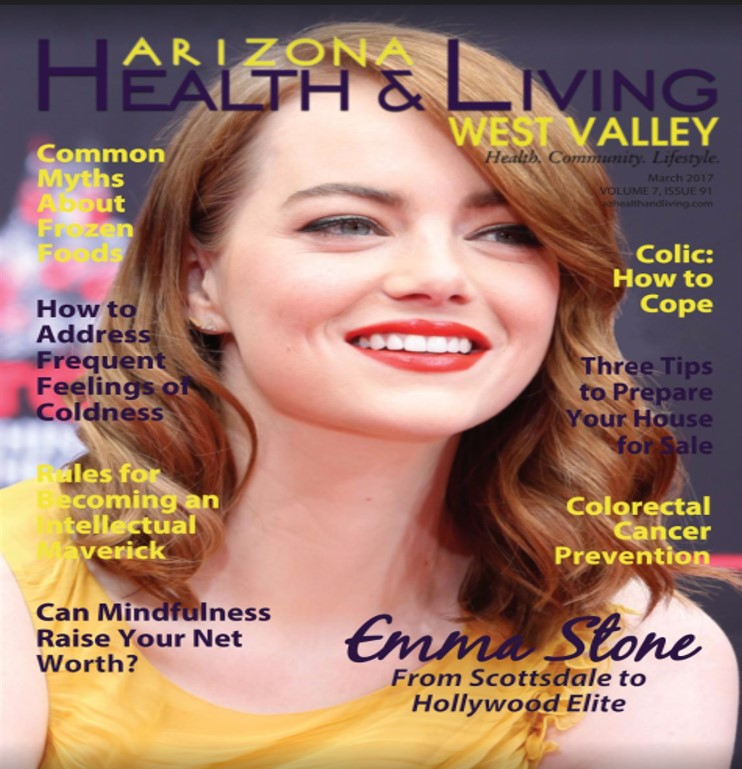 LUX Baby Featured in Arizona Health & Living
