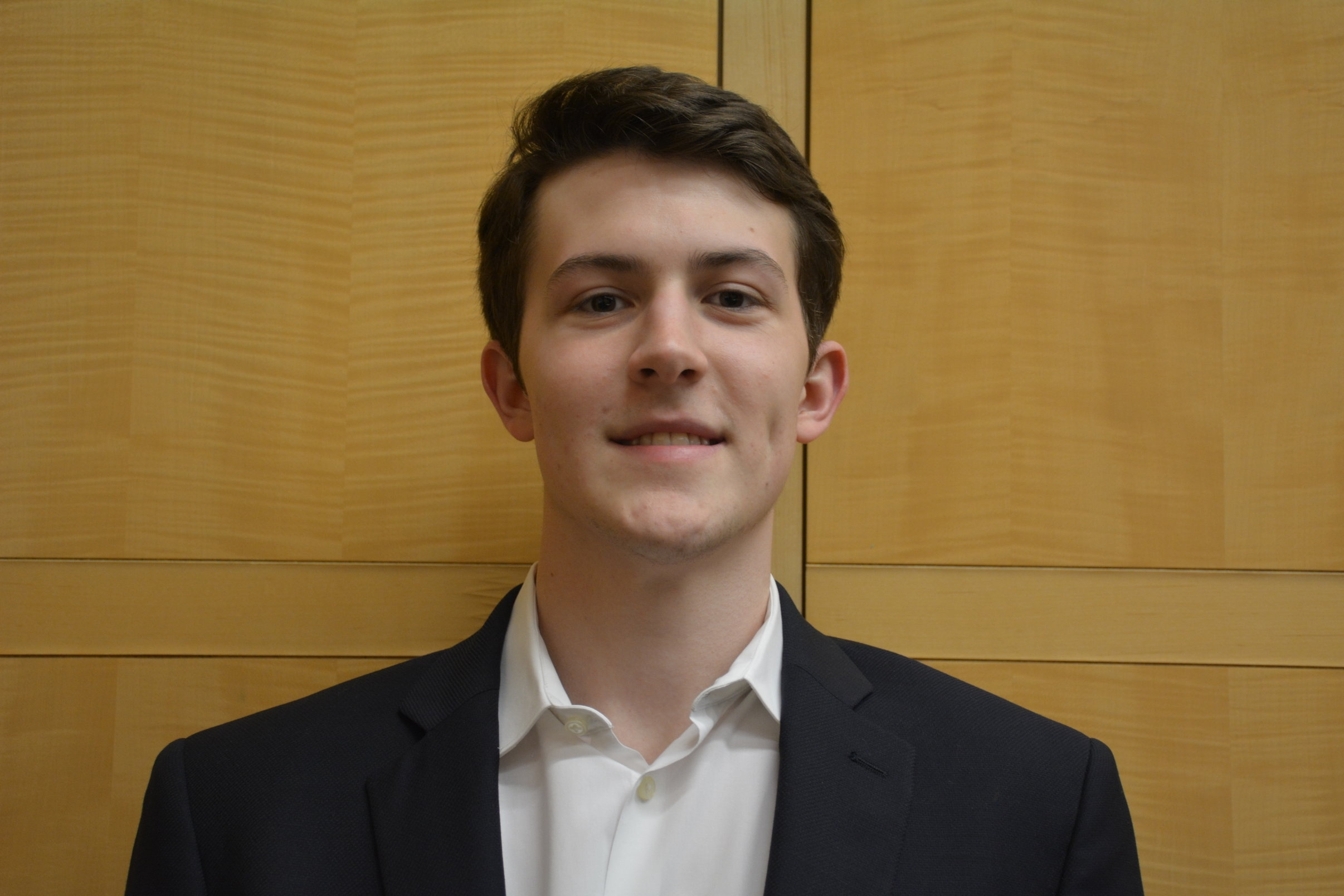 Michal Pisarek - Michal is a sophomore majoring in Operations Research in the College of Engineering. He joined CBR his sophomore fall and is also a member of his social fraternity Phi Kappa Psi. After graduation Michal hopes to pursue a career in finance.