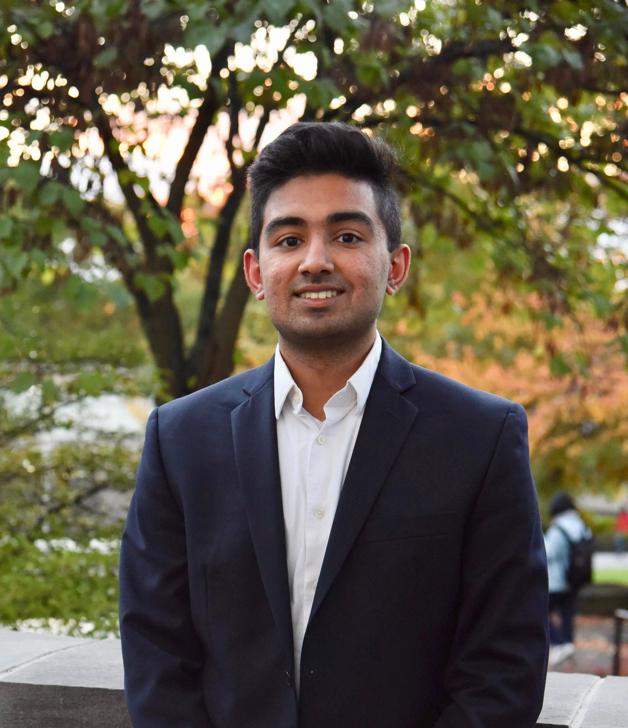 Manan Modi '21 - Major: ILRI knew CBR would provide me with the opportunity to be part of an amazing publication and group of people that would leave a lasting impact for years to come in the Cornell community and beyond. It's an environment of thinkers and innovators who challenge and debate emerging societal issues in the world of business.