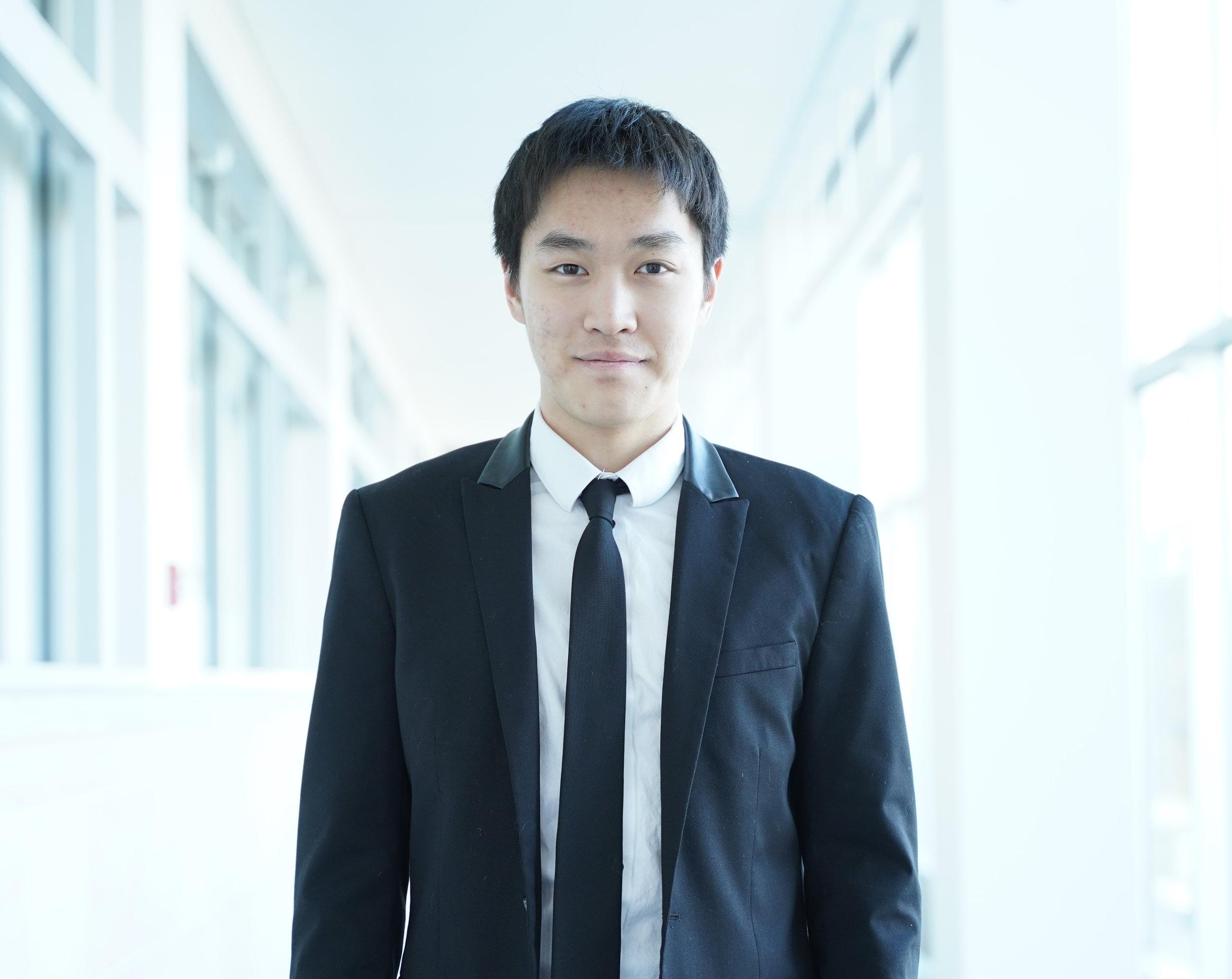 Sungjae Ahn '21 - Major: Applied Economics and Management