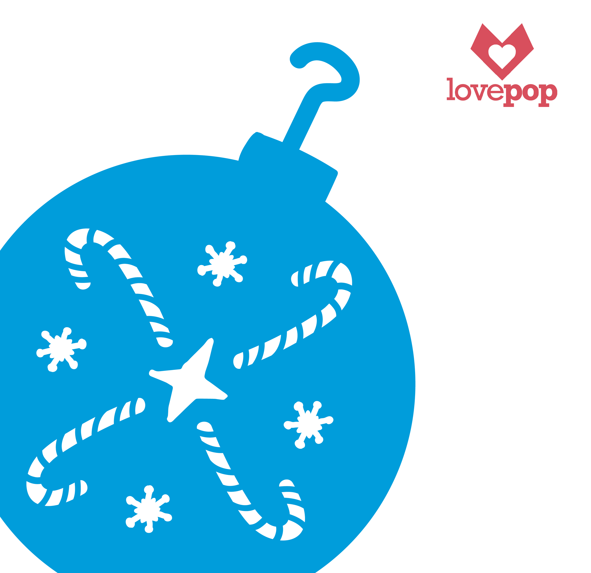 LovePop Tabletop Christmas Tree Designs