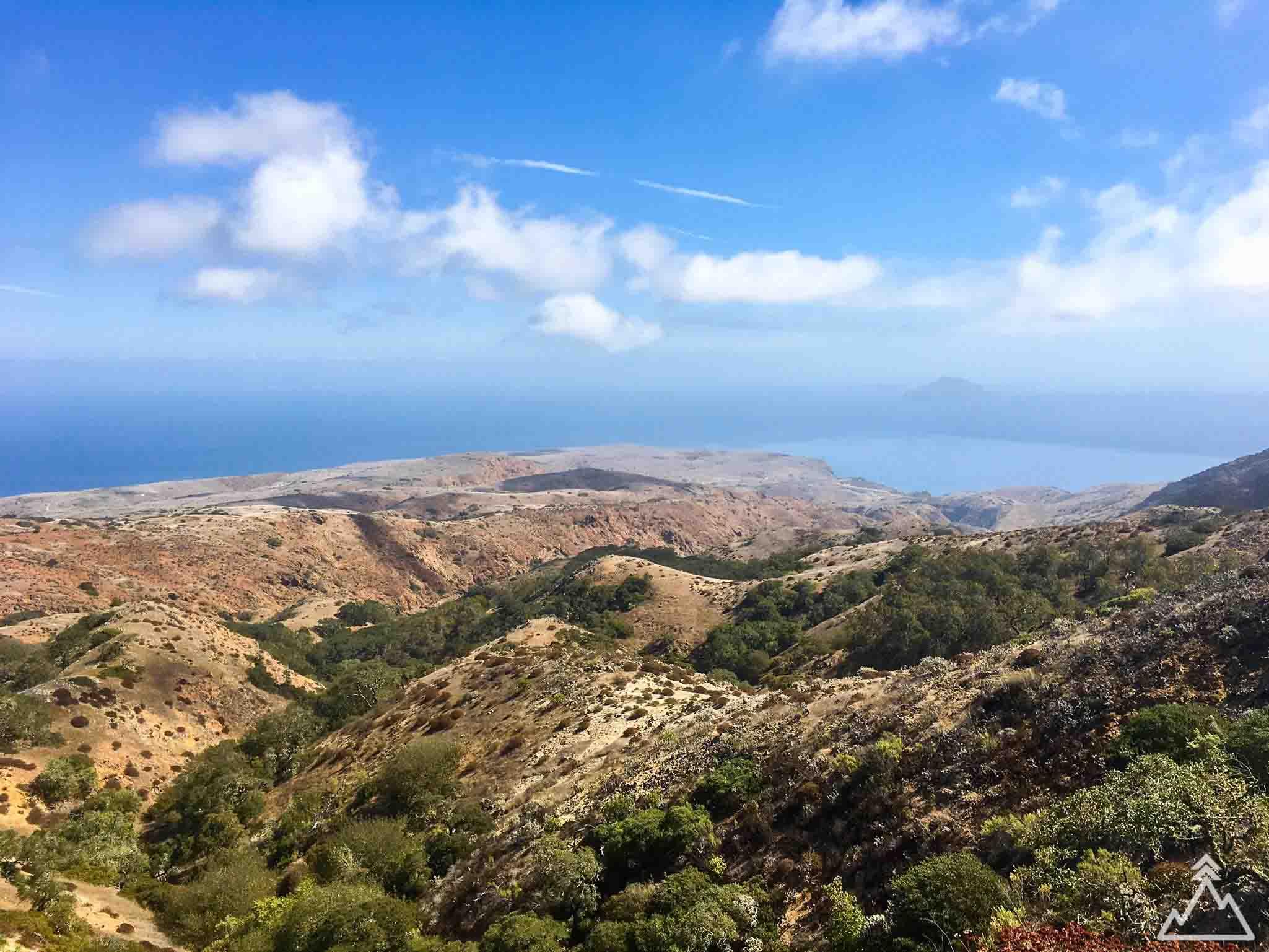 Santa Cruz & Anacapa Islands