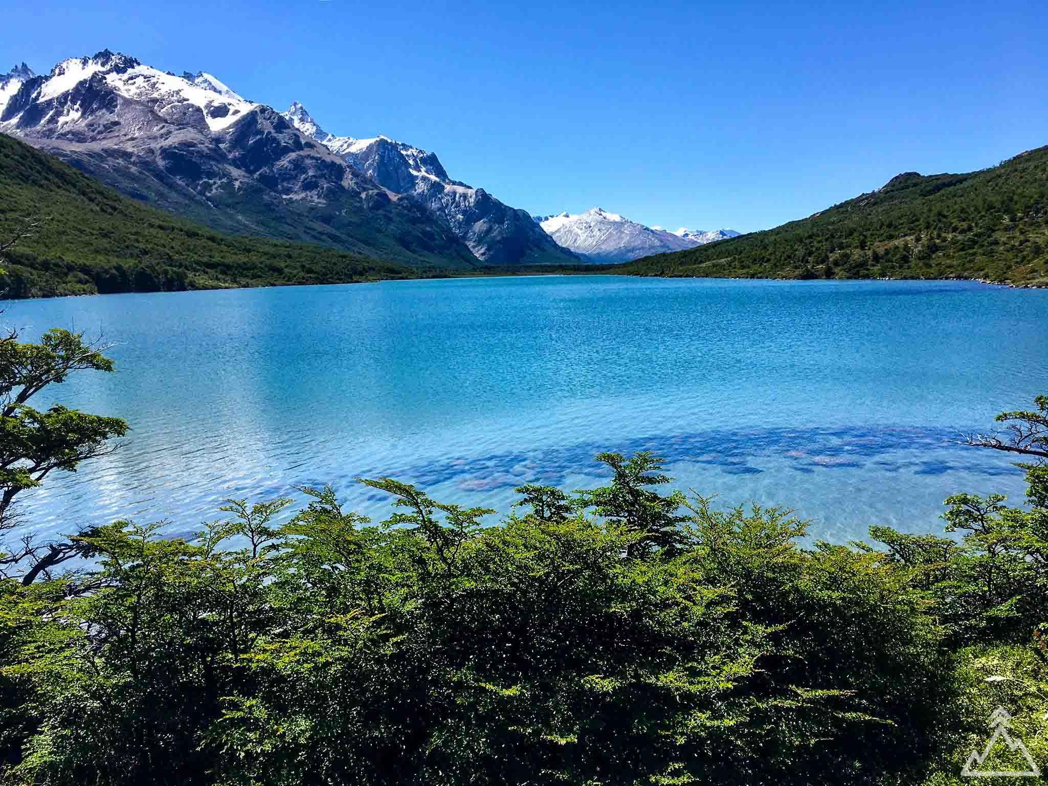 Patagonia backpacking