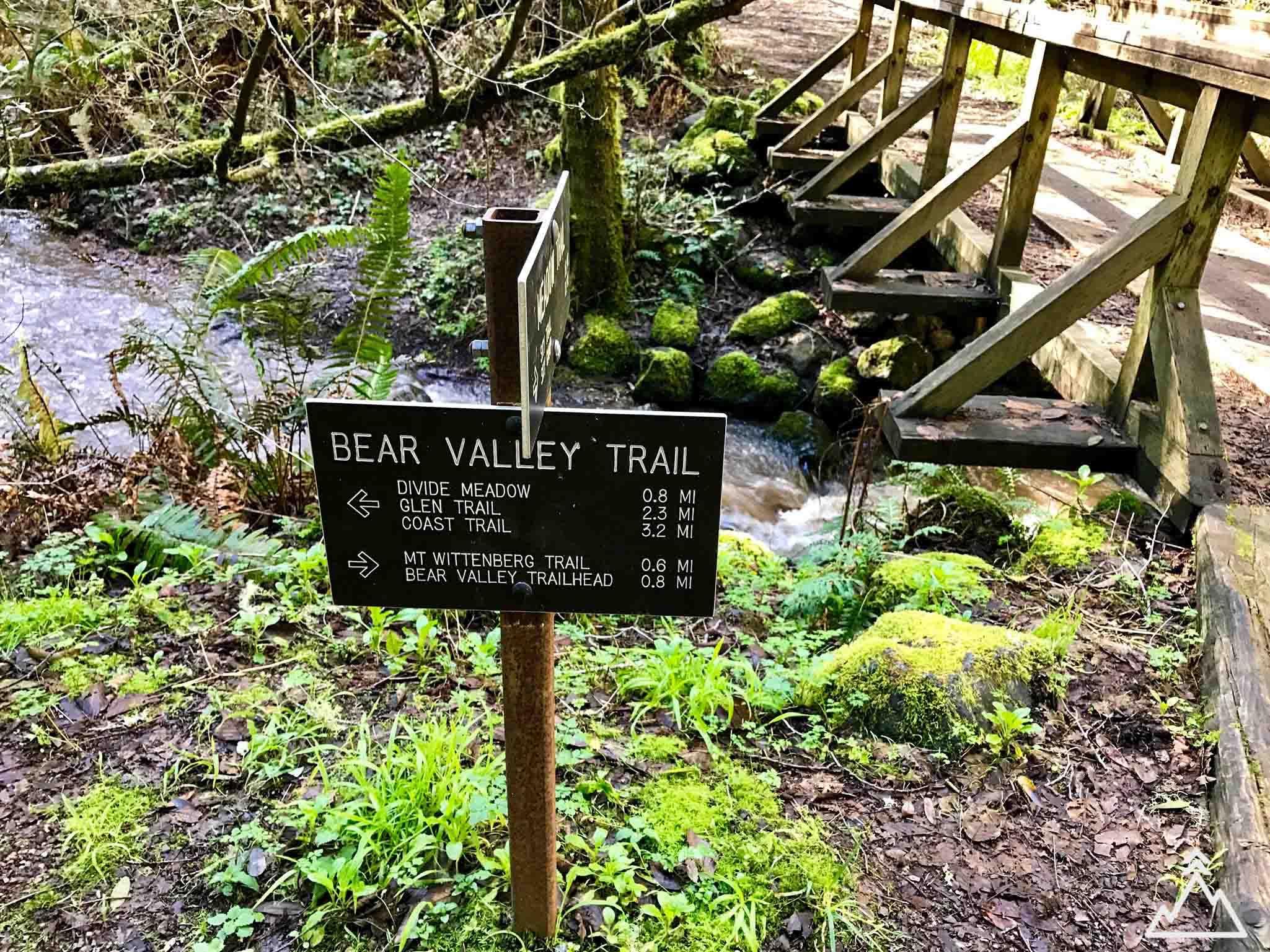 Bear Valley Trail
