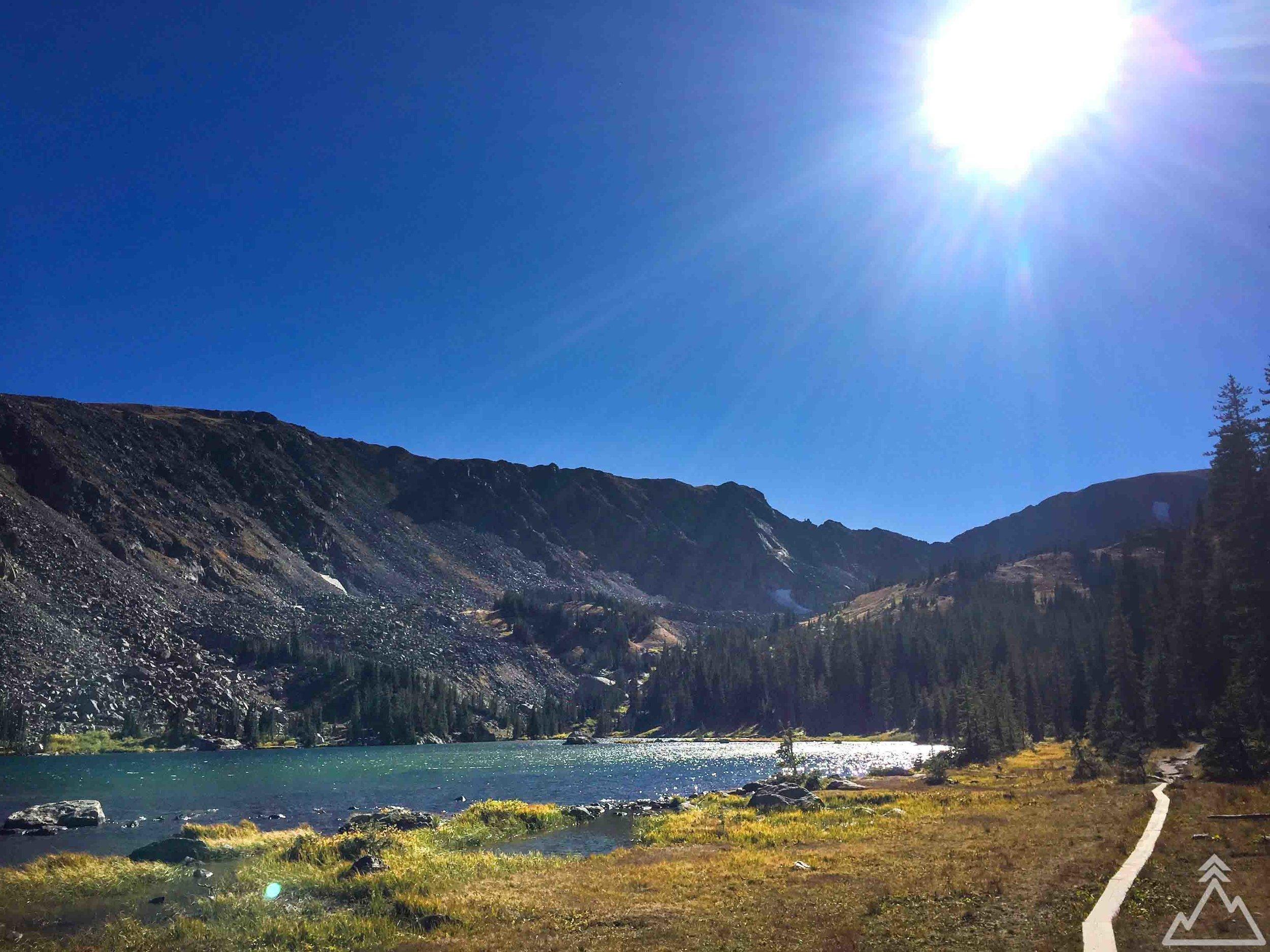 Diamond Lake, Colorado