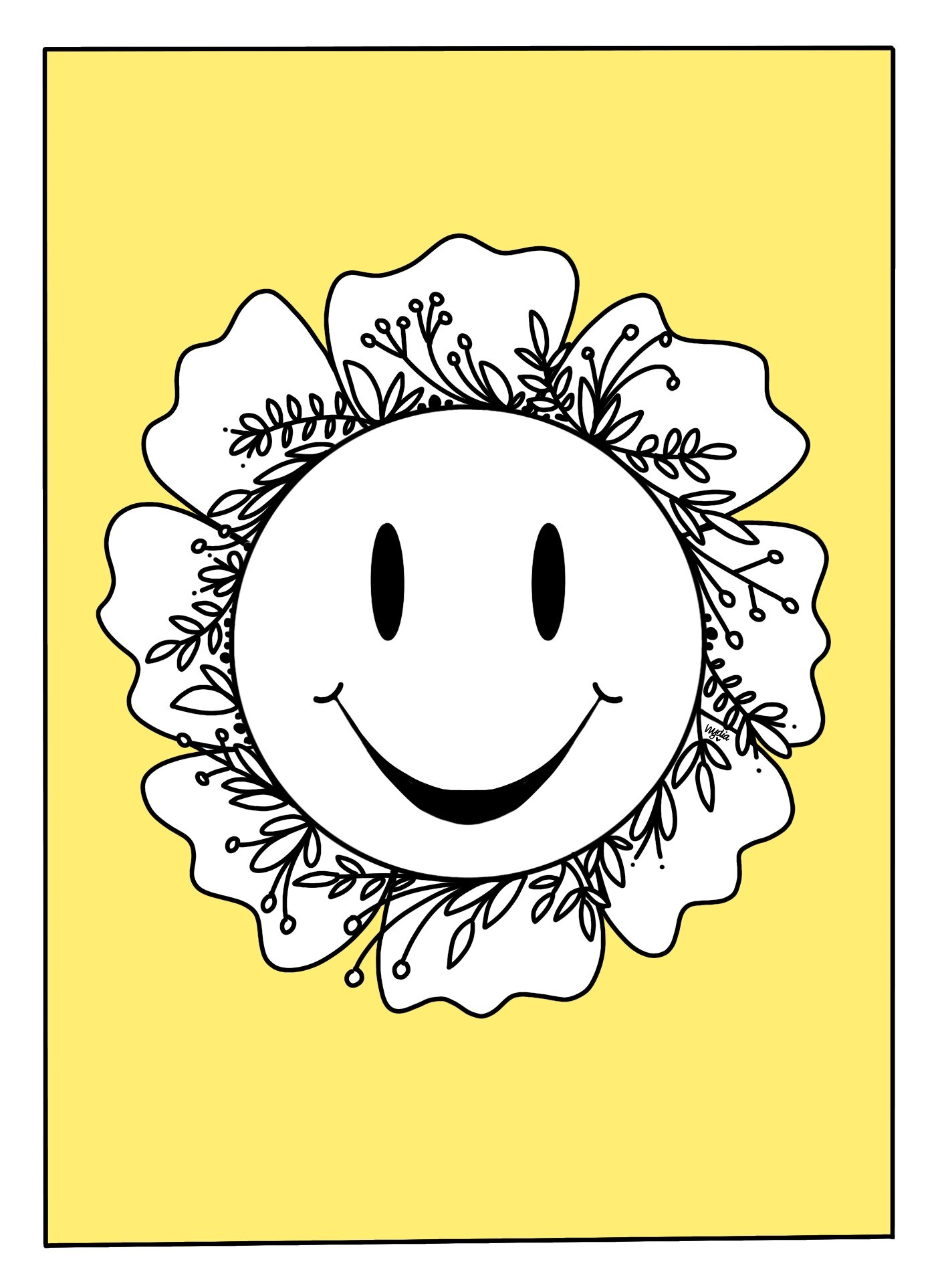 FREE Emotions Colouring Early Years (EYFS) Printable Resource ... | 1375x1000