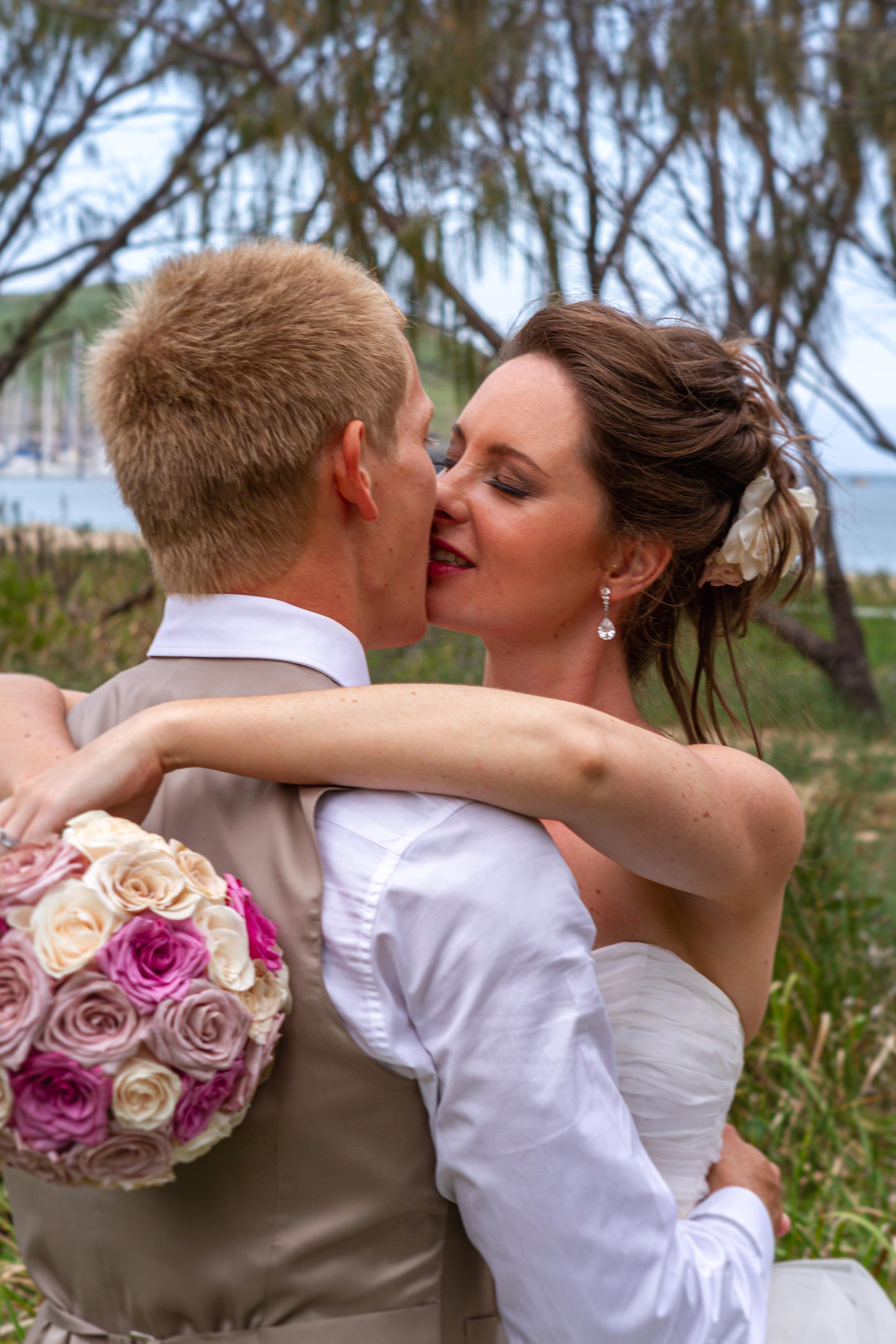 ISABEL & GAVIN - Coffs Harbour Wedding Day