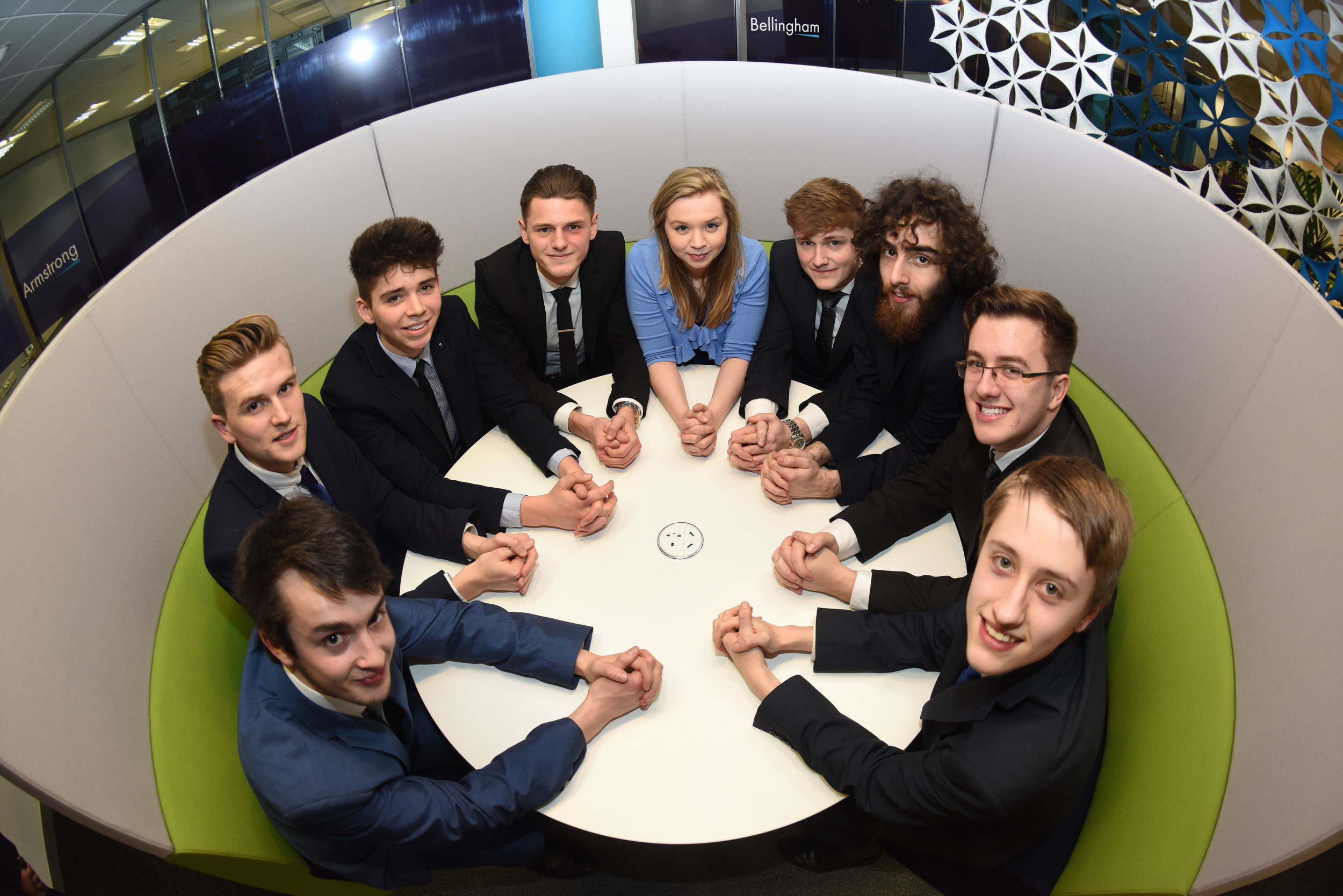 Young StartUp Talent Candidates GatwickDiamond 2017