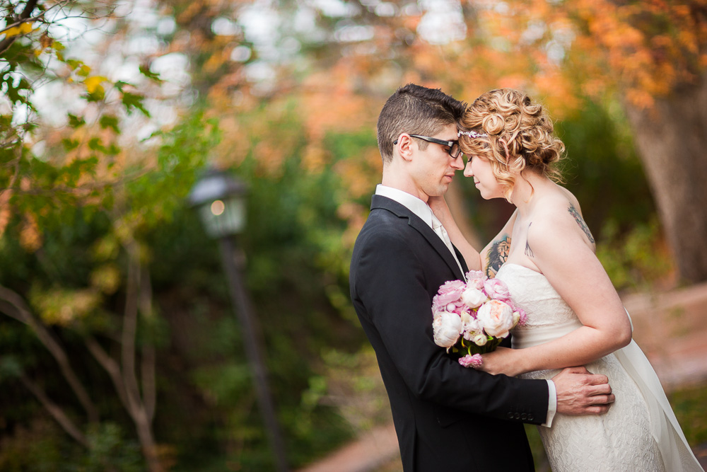 Click to see photos from Albert & Ashley's rustic wedding