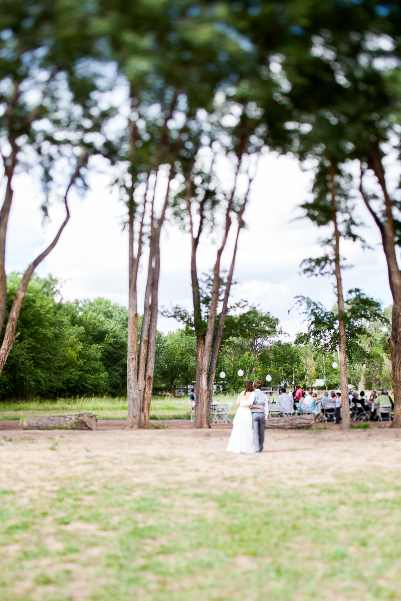 A fun-filled, yet peaceful wedding day