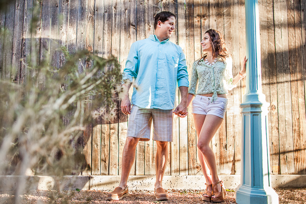 Click to see photos from Gaby & JC's engagement session