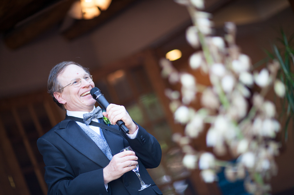 Father of the bride, speech