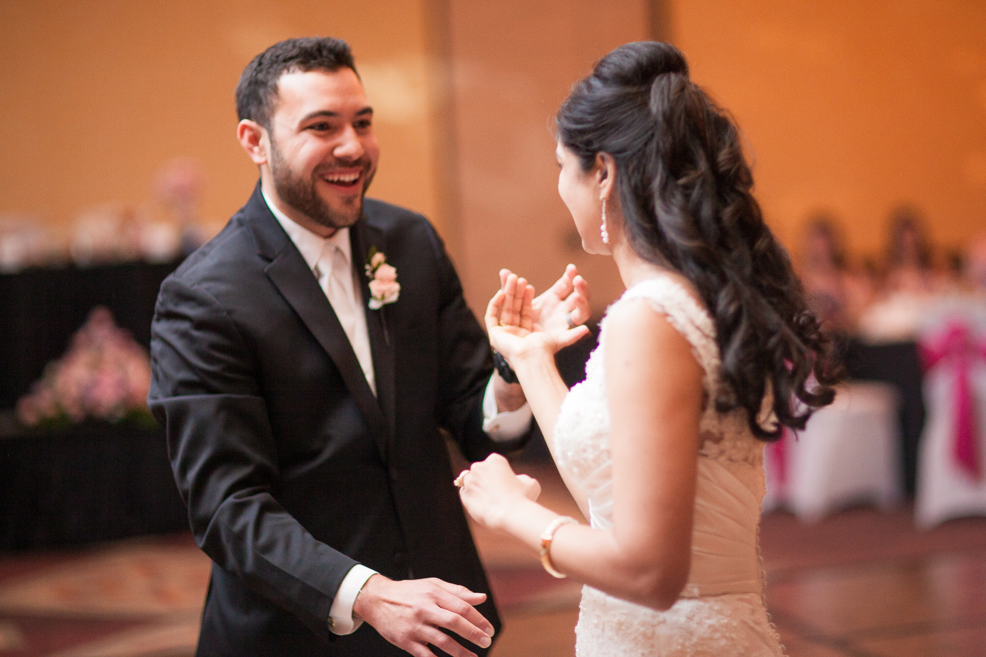 A fun and exciting first dance by Isaac & Glory